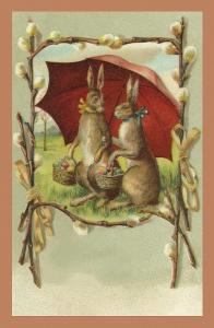Vermenschlichte Tierkarte V054