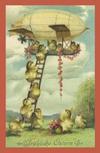 Vermenschlichte Tierkarte V065