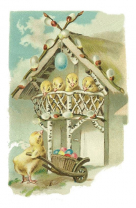 Vermenschlichte Tierkarte V094