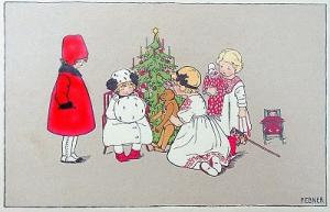 Weihnachtskarte W035