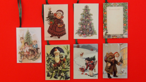 Weihnachtsanhänger 7 Motive