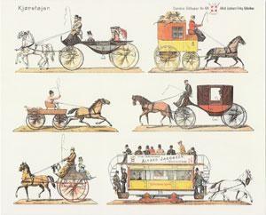 Maxipostkarte  Kjøretøjer - Fahrzeuge Nummer 4240