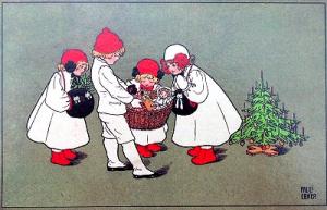 Weihnachtskarte W011
