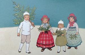Weihnachtskarte W033
