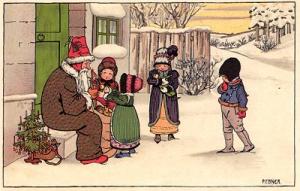 Weihnachtskarte W034
