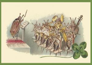 Vermenschlichte Tierkarte V111