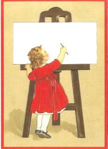 Postkarte Sortiment Glückwunsch geprägt 6G015 / 6Gp015